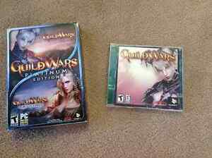 PC Games - Guild Wars; Guild Wars Platinum Edition (with Eye of
