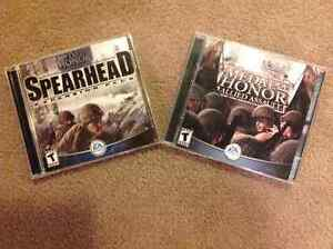 PC Games - Medal of Honor: Allied Assault + Spearhead Expansion