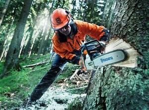 "++++2016 fall HUSQVARNA 455 20"" rancher Chainsaw. ++++"