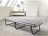 JAY-BE Value Folding Bed with Breathable Airflow Mattress, bought from amazon £50