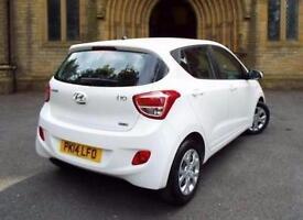 2014 Hyundai i10 1.2 SE 5 door Petrol Hatchback