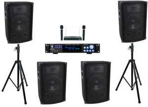 wireless dj speakers ebay