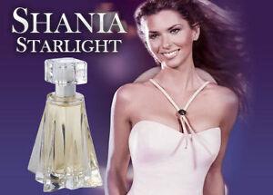 Stetson Shania Twain Starlight 0.5oz Women's Perfume + now w/free gift