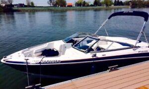 Bateau 21 pieds open deck H210 / 2010