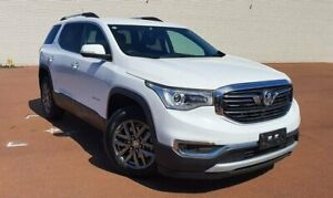 2019 Holden Acadia AC MY19 LTZ AWD White 9 Speed Sports Automatic Wagon Morley Bayswater Area Preview
