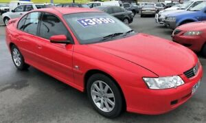2003 Holden Commodore VY II 25th Anniversary with RWC 4 Speed Automatic Sedan Cheltenham Kingston Area Preview