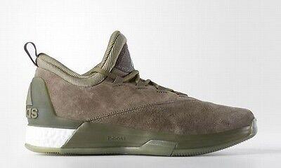 Adidas Crazylight Boost Low 2.5 Cargo B42430 James Harden Men Size 9.5 New segunda mano  Tallmadge