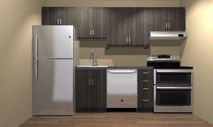 Armoires de cuisines neuves a des prix exceptionnels!!!