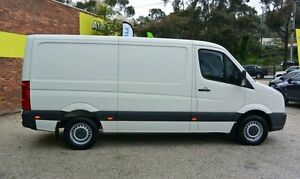 2009 Volkswagen Crafter 2EF1 MY09 35 White 6 Speed Manual Van Upper Ferntree Gully Knox Area Preview