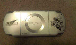 Limited Edition Crisis Core PSP console w/ CFW, $350 OBO