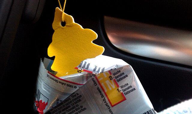 Gelb macht gute Laune! (michael neukirchen (CC BY 2.0))