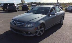 2009 Mercedes-Benz C300 4MATIC - INCLUS GARANTIE 1 AN