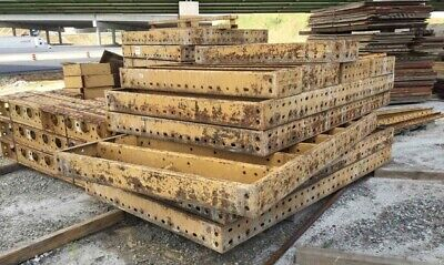 Efco Plate Girder Concrete Forms Molds