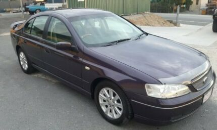 2005 Ford Falcon BA MkII Futura 4 Speed Auto Seq Sportshift Sedan Burleigh Heads Gold Coast South Preview