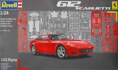 Revell 1:24 Ferrari 612 Scaglietti