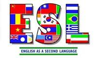 (ESL) - English as a Second Language Classes