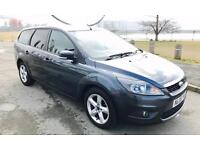 FORD FOCUS 1.8 Zetec 5dr (grey) 2008