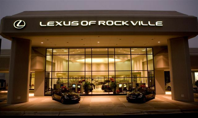 Lexus of Rockville Online Parts