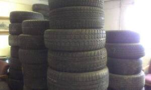 Garage Sale of Tires!!!   Many Sizes!!!  $25 each Tire!