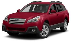 2013 Subaru Outback 2.5i Touring Package