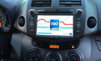 OEM TOYOTA RAV4 DVD GPS BACKUP CAMERA INCLUDING INSTALL $660
