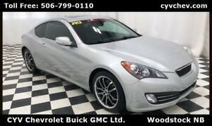 2012 Hyundai Genesis Coupe 3.8L V6 - Leather & Sunroof