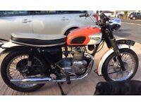 1965 Triumph Tiger 90