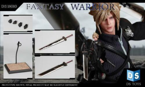 1/6 Final Fantasy 7 Advent Children Cloud Strife Figure USA DS Warrior Toys Hot