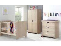 Mamas & papas nursery furniture OPEN TO REASONABLE OFFERS