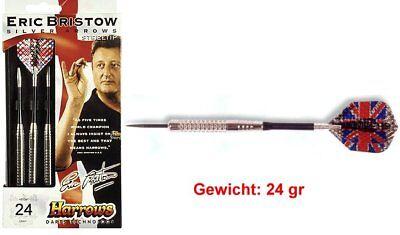 Steeltip Steel Dart FRECCETTE ARGENTO FRECCE 24 g, Set 3