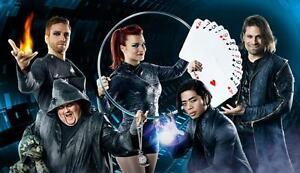Magie billets pour Voir ! Les Fantastix - Laval - 15h00 - 19h00