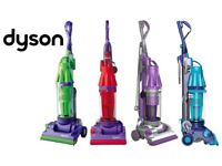DYSON DC07 FULLY SERVICED 6 MONTHS WARRANTY CHOICE OF COLOURS DELIVERY AVAILABLE