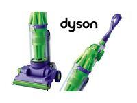 DYSON DC07 FULLY SERVICED 6 MONTHS WARRANTY GREEN MODEL 2