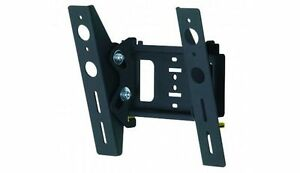 Tilt & Turn LCD LED 3D Plasma Flat TV Wall Mount Bracket 25/26/27/28/30/31/32
