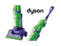 DYSON DC07 FULLY SERVICED FREE SET OF PERFUMED FILTERS GREEN