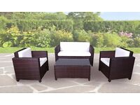 Designer Outdoor Garden/Patio Furniture Set conservatory £249.99