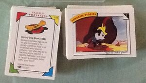 1991 Disney Impel Cards Kitchener / Waterloo Kitchener Area image 1