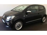 Volkswagen up! 1.0 ( 75ps ) 2013MY Up Black FROM £25 PER WEEK!