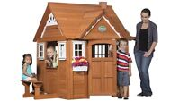Play house wanted - indoor or out