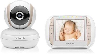 Motorola Digital Audio /Colour Video Baby Monitor MBP35XLC - NEW