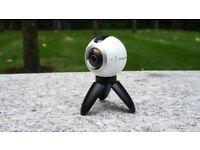 Samsung Gear 360 SM-C200 Cam 4K VR Camera come with Original Box