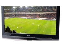 """40"""" LG LCD TV FREEVIEW USB FULL HD GOOD CONDITION GREAT WORKING ORDER WITH REMOTE BARGAIN"""