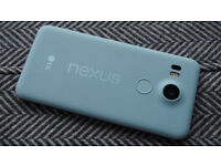 LG NEXUS 5X 32GB IN WHITE MOBILE PHONE****LIKE NEW***UNLOCKED