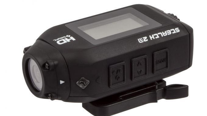Drift Innovation Stealth 2 Wi-Fi HD Video Action Camera Camc