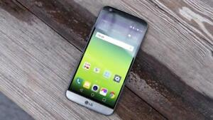 SMART PHONE LG G5 COMME NEUF,32G,ANDROID,UNLOCK,16MP,5.5Po,wow