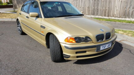 BMW 318i E46 Urgent sale Ferntree Gully Knox Area Preview