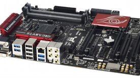 Z97 Gigabyte gaming 5 Motherboard