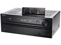 AV Amplifier OnkyoTX-NR626 Wi fi, bluetooth, 4K