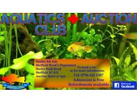 Aquatics Auction Sunday 8th July