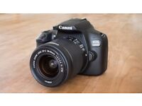 CANON 1300D!ONLY £ 280
